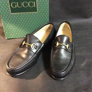 グッチ(Gucci)のGUCCI グッチ ビット ローファー(ローファー/革靴)