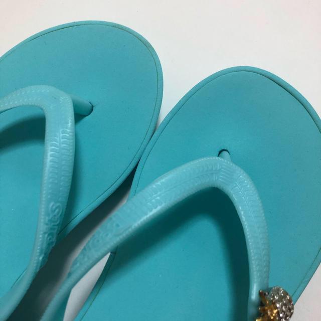 havaianas(ハワイアナス)のchoki様専用★POPITS HAWAII ポピッツハワイ ビーチサンダル S レディースの靴/シューズ(ビーチサンダル)の商品写真
