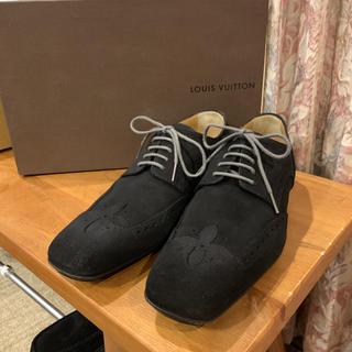 ルイヴィトン(LOUIS VUITTON)の美品 Louis Vuitton ルイヴィトン ドレスシューズ  革靴(ドレス/ビジネス)