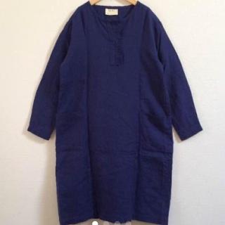 ネストローブ(nest Robe)の美品です✴si-si-si comfort スースースーコンフォート ワンピース(ロングワンピース/マキシワンピース)