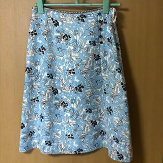 ジェイプレスレディス(J.PRESS LADIES)のJPRESS スカート 春夏用(ひざ丈スカート)