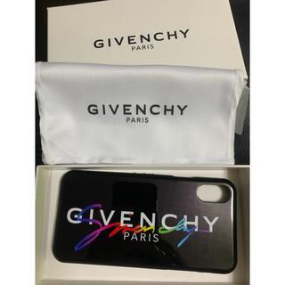 ジバンシィ(GIVENCHY)のGivenchy iPhone X / XS Case(iPhoneケース)