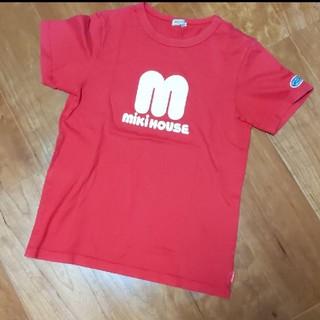 ミキハウス(mikihouse)のミキハウス MIKIHOUSE ビッグロゴ Tシャツ(Tシャツ(半袖/袖なし))