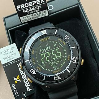 セイコー(SEIKO)の新品 保証付 SEIKO PROSPEX  SBEP005 定価33000円(腕時計(デジタル))