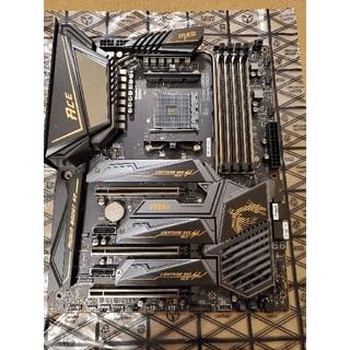 MSI MEG X570 ACE ハイエンドマザーボード(PCパーツ)