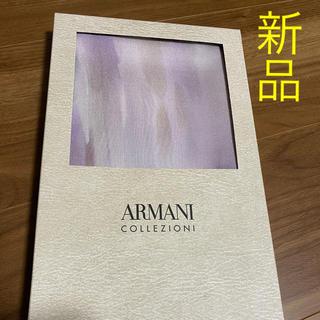 アルマーニ コレツィオーニ(ARMANI COLLEZIONI)の【新品】アルマーニコレツォーニのスカーフ(バンダナ/スカーフ)