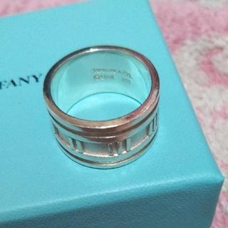 ティファニー(Tiffany & Co.)のティファニーアトラスリング 22号(リング(指輪))