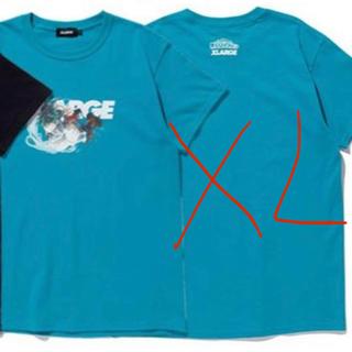 エクストララージ(XLARGE)のおがっち様専用:XLARGE TEE DEKU グリーンのXL  1枚(Tシャツ/カットソー(半袖/袖なし))