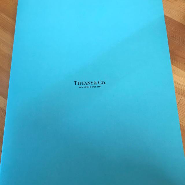 Tiffany & Co.(ティファニー)のTiffany柄の婚姻届(ゼクシィ) ハンドメイドのウェディング(その他)の商品写真