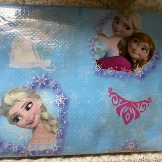 ディズニー(Disney)のヤクセル ディズニー アナと雪の女王 レジャーシート(その他)