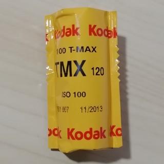 T-MAX 100 ブローニー 120 モノクロ フィルム 2本(暗室関連用品)