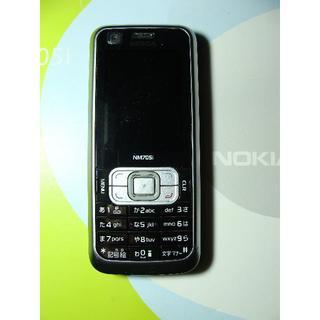 エヌティティドコモ(NTTdocomo)のDOCOMOドコモNOKIAFOMANM705iノキアフォーマ携帯電話ガラケー(携帯電話本体)