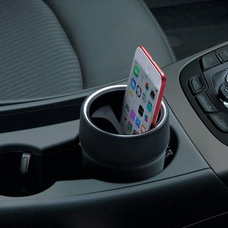 AUDI - 【美品】Audi アウディ 純正 カップホルダー シェルフビーカー 小物収納