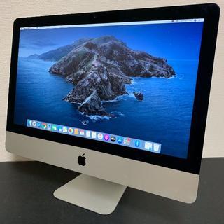 アップル(Apple)の使用頻度少・メモリー16GB!!Apple iMac2015 21.5inch (デスクトップ型PC)