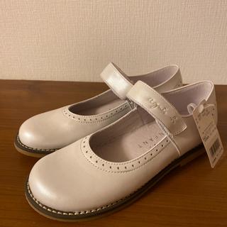 アニエスベー(agnes b.)のagnes b. シューズ 新品タグ付き(ローファー/革靴)