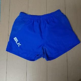 BLK  タイタニウムショーツ T2 ロイヤルブルー Mサイズ ラグビーショーツ(ラグビー)