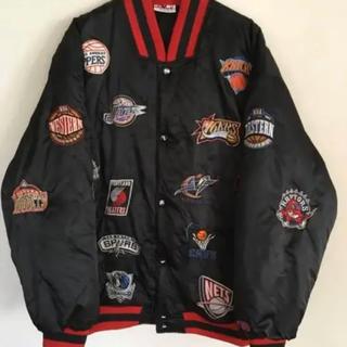 シュプリーム(Supreme)のNBA 90s UNIQUE ロゴ ジャケット スタジャン(スタジャン)