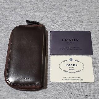 プラダ(PRADA)の本物 PRADA 6連キーケース(キーケース)