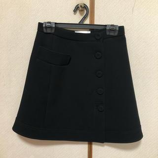 カルヴェン(CARVEN)のcarvenのスカート(ミニスカート)