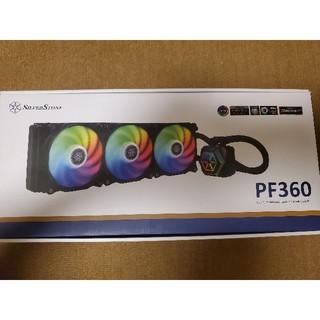 SILVERSTONE PF360 簡易水冷CPUクーラー(PCパーツ)