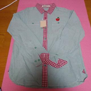 ランドリー(LAUNDRY)のLaundry 長袖 シャツ アップル 未着用(シャツ/ブラウス(長袖/七分))
