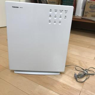 トウシバ(東芝)の空気清浄機 東芝TOSHIBA(空気清浄器)