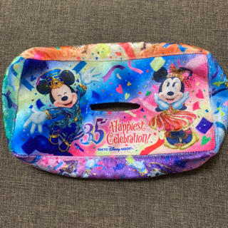 ディズニー(Disney)の東京ディズニー 35周年 ティッシュカバー (ティッシュボックス)