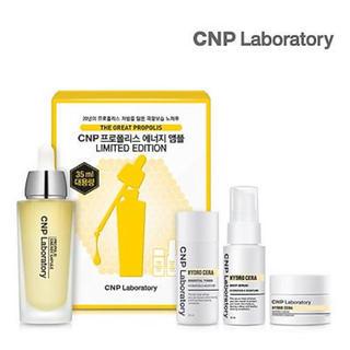 チャアンドパク(CNP)のCNP Laboratoryセット アンプル 化粧水 乳液 クリーム(サンプル/トライアルキット)