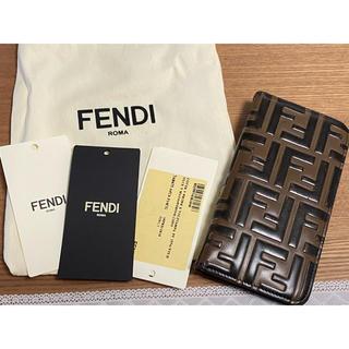 フェンディ(FENDI)のFENDI iPhoneX  スマホケース(iPhoneケース)