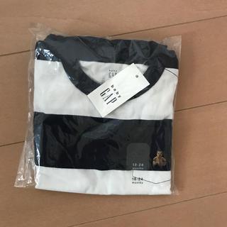 ギャップ(GAP)のお値下げ中!90  新品袋入り baby GAP(Tシャツ/カットソー)
