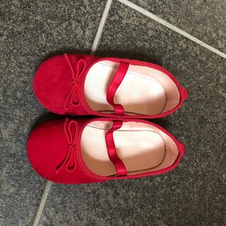 エイチアンドエム(H&M)の女の子 2歳 靴 14.5cm(フォーマルシューズ)