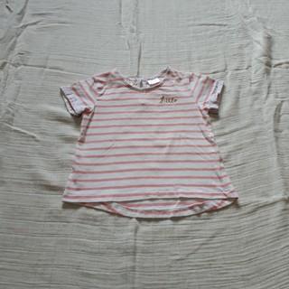 ザラ(ZARA)のZARA80⭐ボーダーカットソー(Tシャツ)
