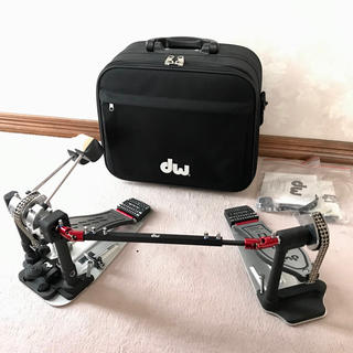 【DW 9002 ツインペダル 現行型 使用感なし】(ペダル)