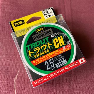 新品 未使用 釣り糸 日本製(釣り糸/ライン)