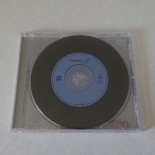 ミツビシ(三菱)のレコード風CD-R(PC周辺機器)