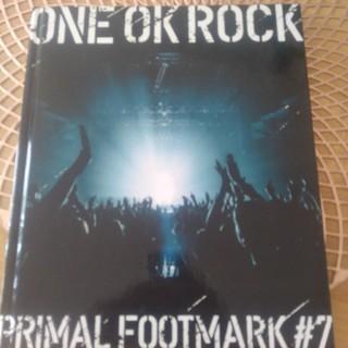ワンオクロック(ONE OK ROCK)のONE OK ROCK PRIMAL FOOTMARK  #7(音楽/芸能)
