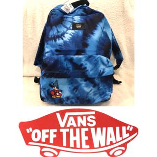 ヴァンズ(VANS)の新品・タグ付き vans × Disney バックパック(バッグパック/リュック)