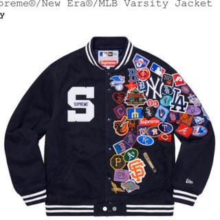 シュプリーム(Supreme)のSupreme®/New Era®/MLB Varsity Jacket(スタジャン)