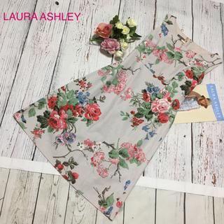 ローラアシュレイ(LAURA ASHLEY)の♡ローラアシュレイワンピースお花柄♡(ひざ丈ワンピース)