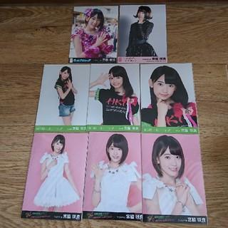 エイチケーティーフォーティーエイト(HKT48)のHKT48 宮脇咲良 生写真 セット2                     (アイドルグッズ)