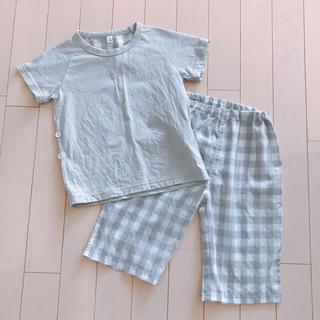 ムジルシリョウヒン(MUJI (無印良品))の無印良品 無印 パジャマ 90-100(パジャマ)