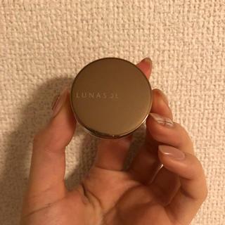 ルナソル(LUNASOL)の【美品】ルナソル リップカラーバーム EX01 Shiny Sheer Pink(リップグロス)