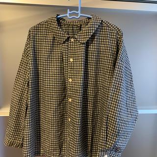ネストローブ(nest Robe)のネストローブ リネンチェックシャツ(シャツ/ブラウス(長袖/七分))