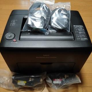 エヌイーシー(NEC)の【ジャンク】NEC MultiWriter 5600C A4カラーレーザー(オフィス用品一般)