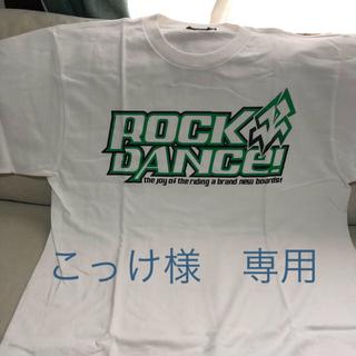 ROCK DANCE メンズTシャツ(Tシャツ/カットソー(半袖/袖なし))