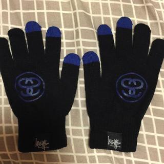 ステューシー(STUSSY)の手袋(手袋)
