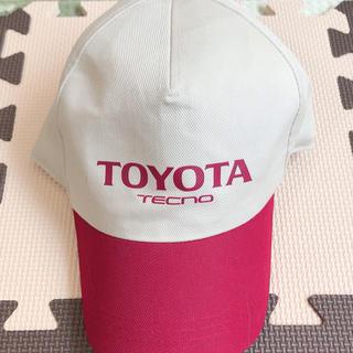 トヨタ(トヨタ)のトヨタファン必見!!!  トヨタキャップ テクノショップ 非売品(キャップ)