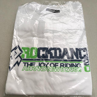 ROCK DANCE メンズTシャツ 新品・未使用・未開封(Tシャツ/カットソー(七分/長袖))