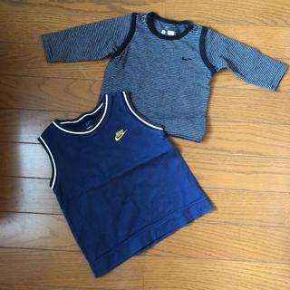 ナイキ(NIKE)のナイキ ロンT 70   タンクトップ  80(Tシャツ)