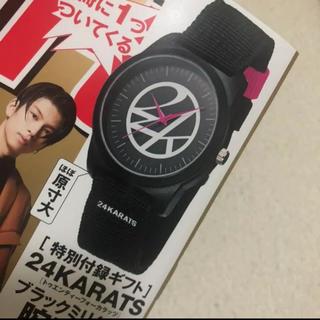 トゥエンティーフォーカラッツ(24karats)の24KARATS 腕時計(腕時計(アナログ))